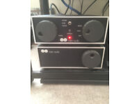 Naim Audio NAP 110 & NAC 42 + grey SNAIC Cable