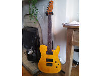 Fender Special Edition Custom Telecaster FMT HH (Amber)