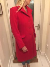 Beautiful Wool & Cashmere Laura Ashley Coat