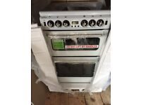 Brand New (not used) Free Standing Cooker - New World 550cm GT550DOP White