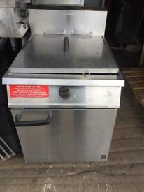 Falcon gas fryer
