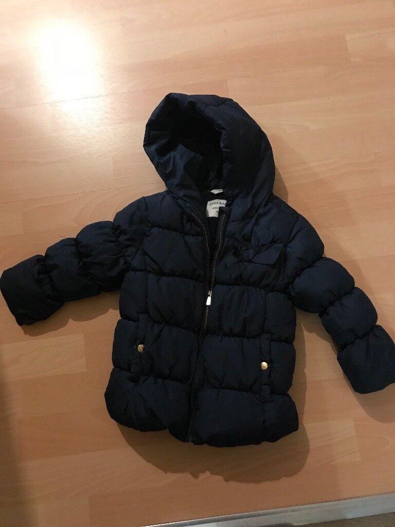 Girl's Zara Coat