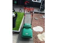 Qualcast electric 2000 lawnmower light weight.. Hurlford