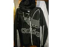 Mens size s or m Adidas coat