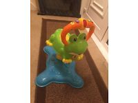 VTech bounce and discover musical frog