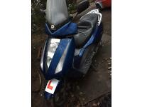 2004 Honda fes 125 scooter moped for sale  West Midlands