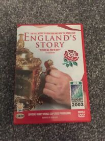 England's Story - Rugby World Cup 2003
