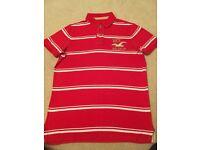 Men's Hollister T-Shirt - Size Medium