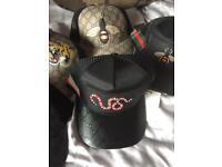 Gucci hats/ caps