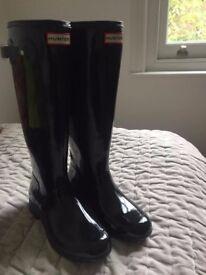 BRAND NEW Ladies Hunter Wellington Boots
