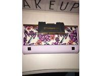 River island floral purse