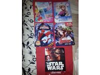 The perfect Disney gift bags , 6 items in 1 : Frozen , Princess , Spiderman , Avengers , Star Wars