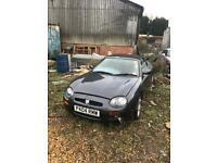 MG soft top spare or repair