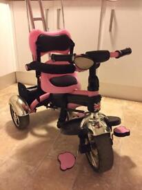 3 wheel toddler push bike