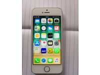iPhone 5S Unlocked 16GB With Box Excellent Condition