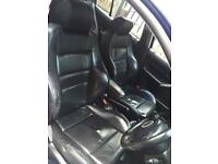 RECARO BLACK LEATHERS - GOLF MK4 - AUDI A3 - CUPRA R - 1.8T - GT TDI - MODIFIED