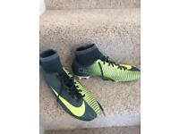 Nike cr7 sock football boots size 7