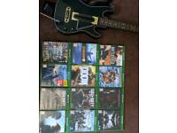 Xbox One & 12 games