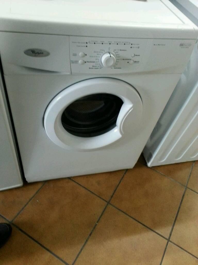 Washing machine whirlpool