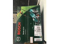 Bosh lawn mower brand new still in box