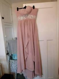 Dress prom night gown