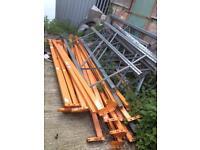 Dexion racking pallet racking warehouse rack shelves