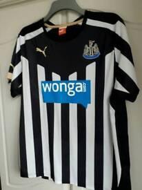 Newcastle United shirt brand new
