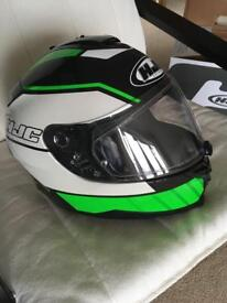 HJC Helmet (Nearly New)