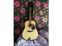 Full size cort acoustic guitar