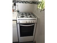Gas Cooker, just over a year old. Good condition/working order. Needs to go by end of April.