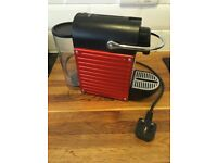 Krups XN3006 40 Nespresso Coffee Machine Electric Red (Used)