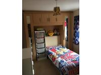 Fitted bedroom furniture wardrobes dressing table and drawers