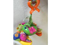 Clip-on baby musical mobile Tiny Love