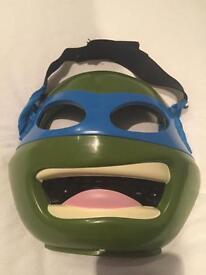 Teenage mutant ninja turtle mask