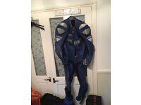 Pro sport motor bike suit