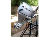 Honda 10hp 4 stroke outboard engine