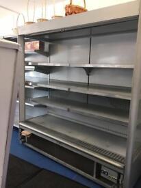 Open front display fridges for sale
