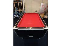 6 Foot Pub Slate Pool Table