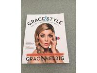 Signed Grace Helbig Book