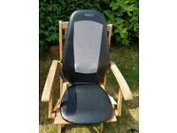Homedics chair back massager