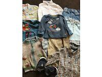 (£2 per item) Boys bundle 12-18 months inc Monsoon