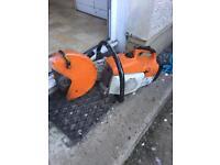 Stihl TS 400 Sthil Saw concrete Saw bargain