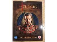 The Tudors Boxset DVDs