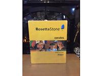 Rosetta Stone Spanish (Latin America) Level 1 2 3 4 & 5 Version 3