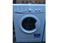 Indesit washer 5kg washing mashine