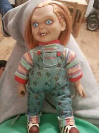 Sideshow chucky doll