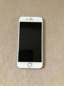 iPhone 6s white/silver 16gb unlocked