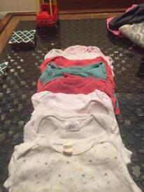 A girls bundle 3-6 months
