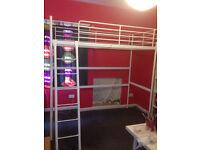 IKEA - Single Loft Bed / High Sleeper