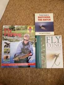 3 brand new fly fishing books